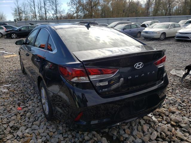 купить 2018 Hyundai Sonata Se 2.4L 5NPE24AF2JH704196