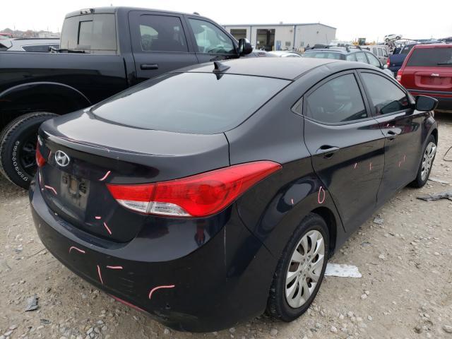 цена в сша 2012 Hyundai Elantra Gl 1.8L KMHDH4AE4CU231374
