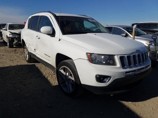 Salvage cars for sale from Copart Kansas City, KS: 2014 Jeep Compass LI