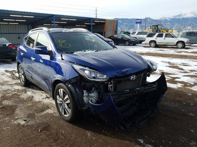 Hyundai salvage cars for sale: 2014 Hyundai Tucson GLS