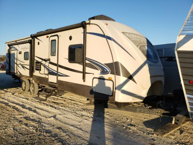 Terry salvage cars for sale: 2019 Terry Trailer