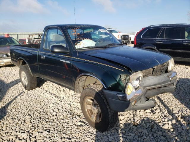 Salvage cars for sale from Copart Kansas City, KS: 2000 Toyota Tacoma Prerunner