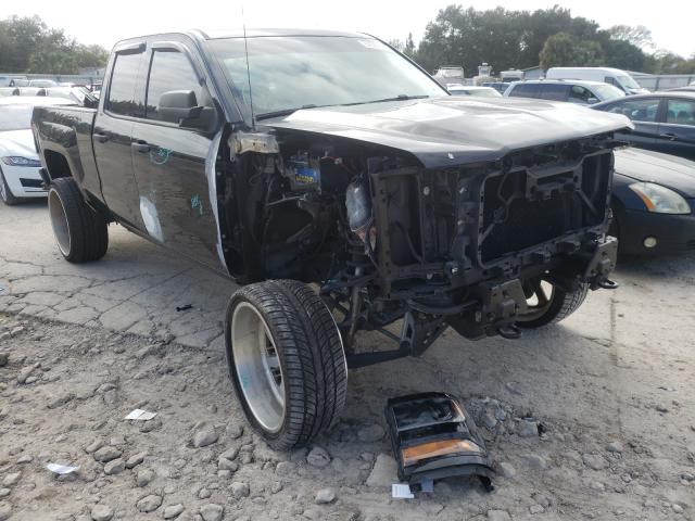 Salvage cars for sale from Copart Punta Gorda, FL: 2016 Chevrolet Silverado