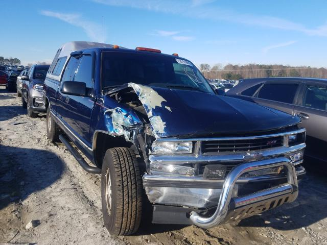 Chevrolet GMT-400 K1 salvage cars for sale: 1995 Chevrolet GMT-400 K1