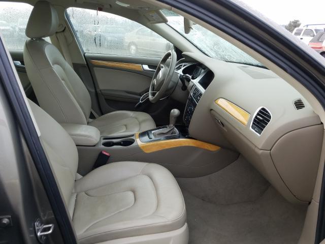 пригнать из сша 2010 Audi A4 Premium 2.0L WAUAFAFL0AN030000