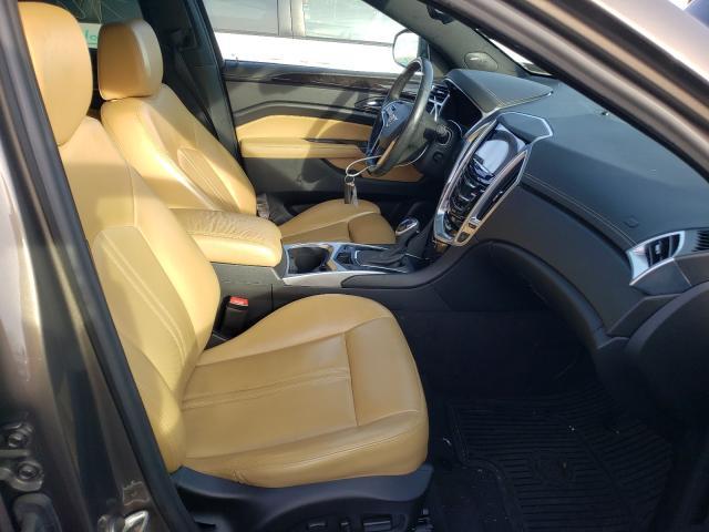 пригнать из сша 2014 Cadillac Srx Luxury 3.6L 3GYFNEE38ES597842