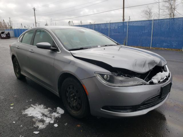 2015 Chrysler 200 LX for sale in Moncton, NB