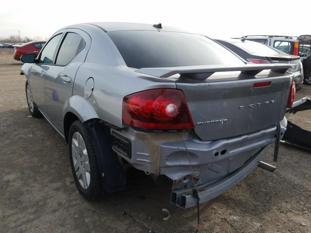 купить 2014 Dodge Avenger Se 2.4L 1C3CDZABXEN215891
