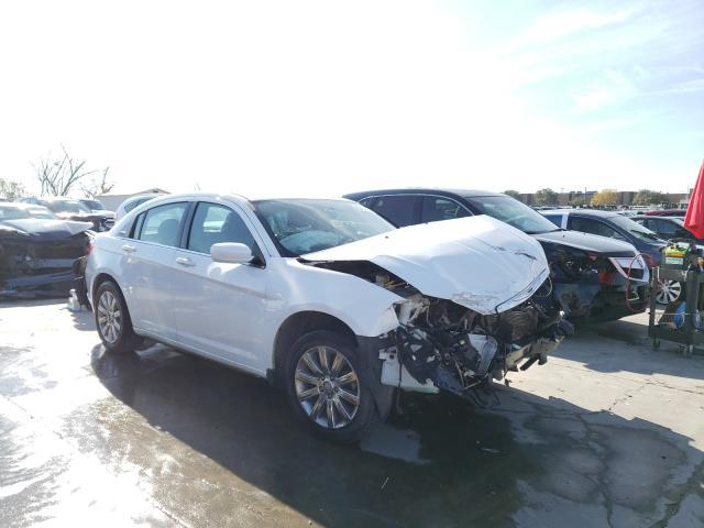 Chrysler Vehiculos salvage en venta: 2013 Chrysler 200 Touring