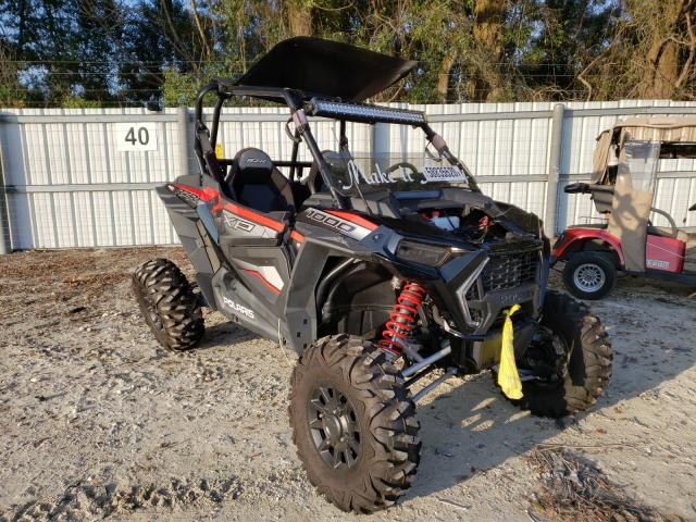 Salvage cars for sale from Copart Ocala, FL: 2019 Polaris RZR XP 100