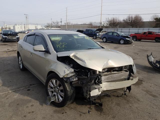 Buick Vehiculos salvage en venta: 2012 Buick Lacrosse