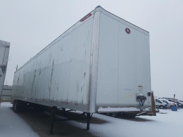 Great Dane Trailer salvage cars for sale: 2021 Great Dane Trailer
