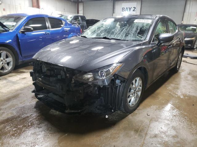 из сша 2016 Mazda 3 Sport 2.0L 3MZBM1U71GM324055