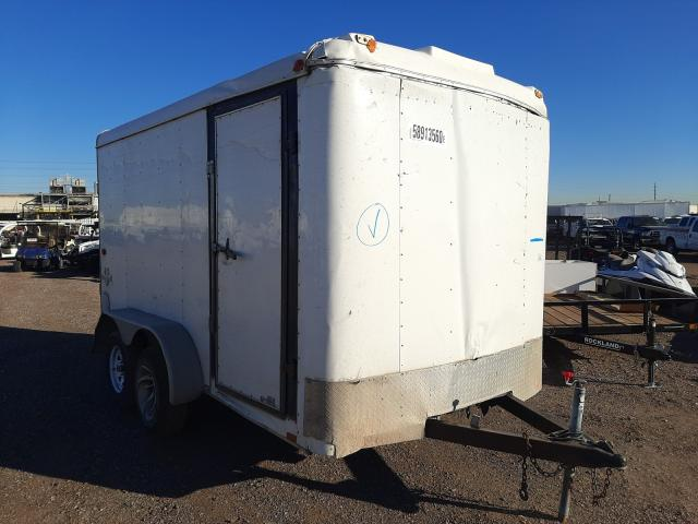 Interstate salvage cars for sale: 2007 Interstate Trailer