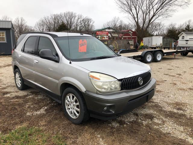 Salvage cars for sale from Copart Rogersville, MO: 2006 Buick Rendezvous