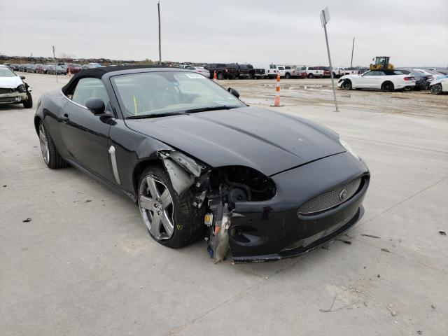 Jaguar XK salvage cars for sale: 2008 Jaguar XK