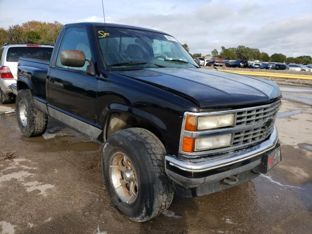 Chevrolet GMT-400 K1 salvage cars for sale: 1993 Chevrolet GMT-400 K1
