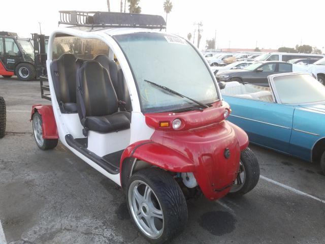 Generac salvage cars for sale: 2008 Generac Golf Cart