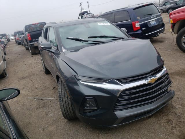 Chevrolet Blazer PRE salvage cars for sale: 2019 Chevrolet Blazer PRE