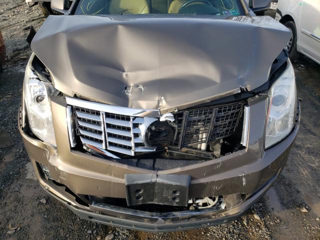 3GYFNEE38ES597842 2014 Cadillac Srx Luxury 3.6L