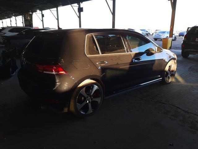 цена в сша 2019 Volkswagen Gti S 2.0L 3VW6T7AU6KM015563