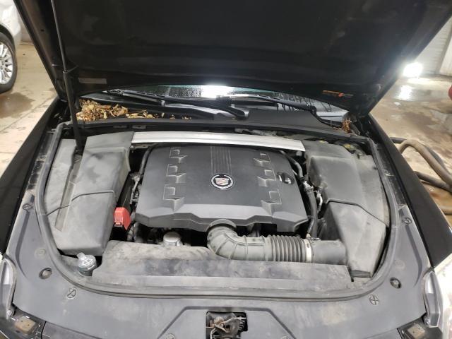 1G6DG8E55C0149379 2012 Cadillac Cts Luxury 3.0L