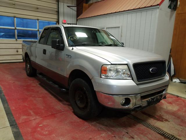Salvage cars for sale from Copart Angola, NY: 2006 Ford F150