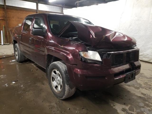Salvage cars for sale from Copart Ebensburg, PA: 2008 Honda Ridgeline