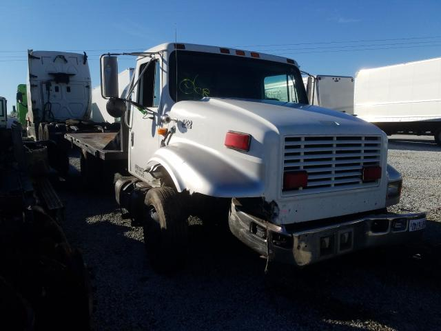 International salvage cars for sale: 1999 International 4000 4700