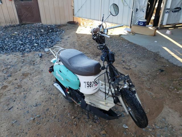 Zhejiang salvage cars for sale: 2019 Zhejiang Scooter