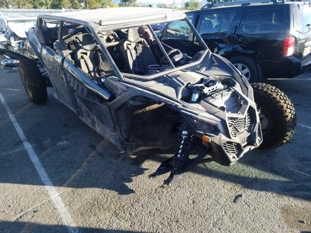 Salvage cars for sale from Copart Rancho Cucamonga, CA: 2020 Can-Am Maverick