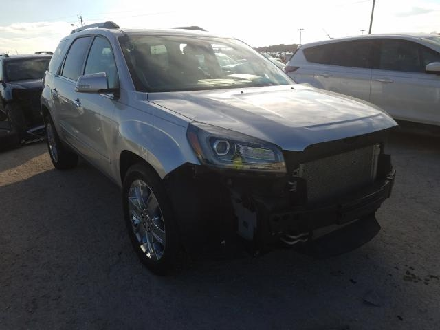 Salvage cars for sale from Copart Indianapolis, IN: 2017 GMC Acadia LIM