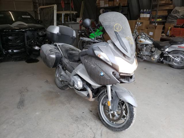 Salvage cars for sale from Copart Wichita, KS: 2012 BMW R1200 RT