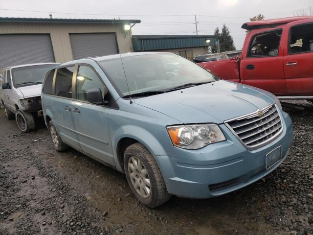 Salvage cars for sale from Copart Eugene, OR: 2008 Chrysler Town & Country
