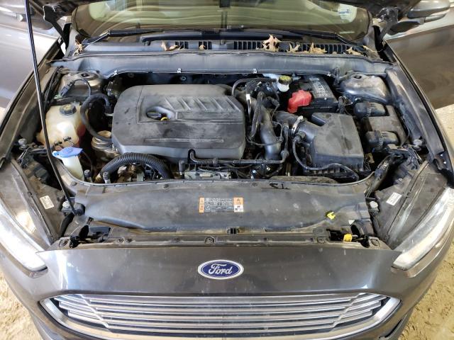 2016 Ford FUSION | Vin: 3FA6P0HD6GR286093