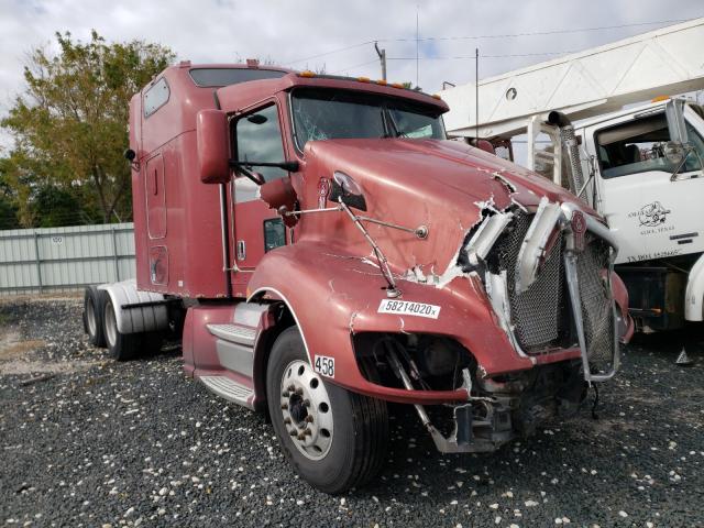 Kenworth Vehiculos salvage en venta: 2009 Kenworth Construction
