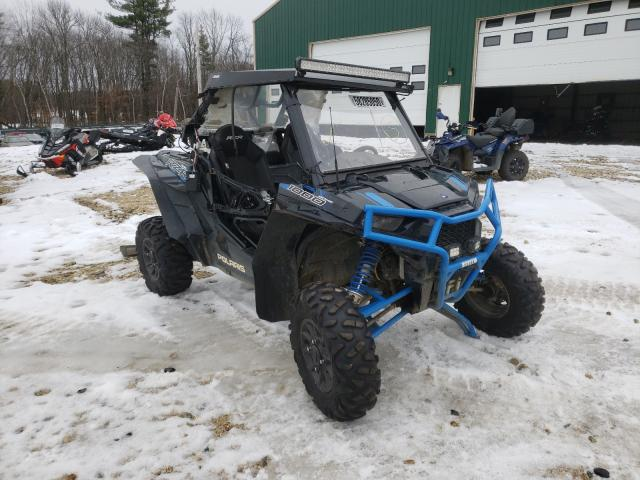 Salvage cars for sale from Copart Candia, NH: 2017 Polaris RZR XP 100