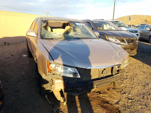 Salvage cars for sale from Copart Albuquerque, NM: 2007 Hyundai Sonata SE