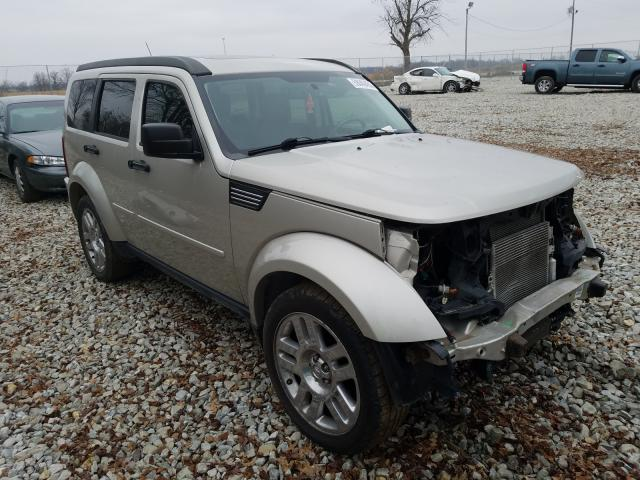 Salvage cars for sale from Copart Cicero, IN: 2008 Dodge Nitro SLT