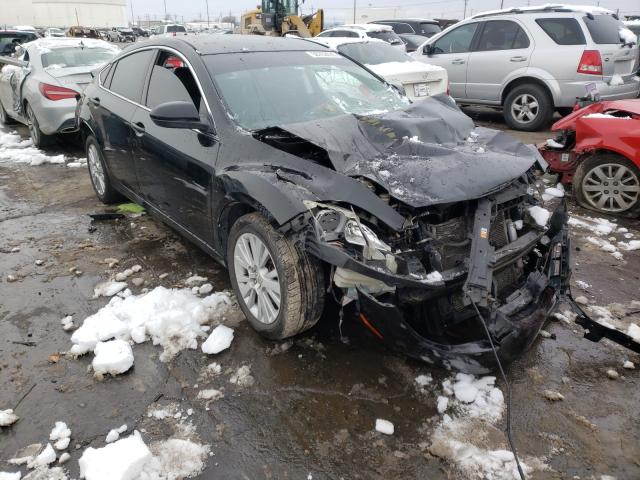 Salvage cars for sale from Copart Tulsa, OK: 2009 Mazda 6 I