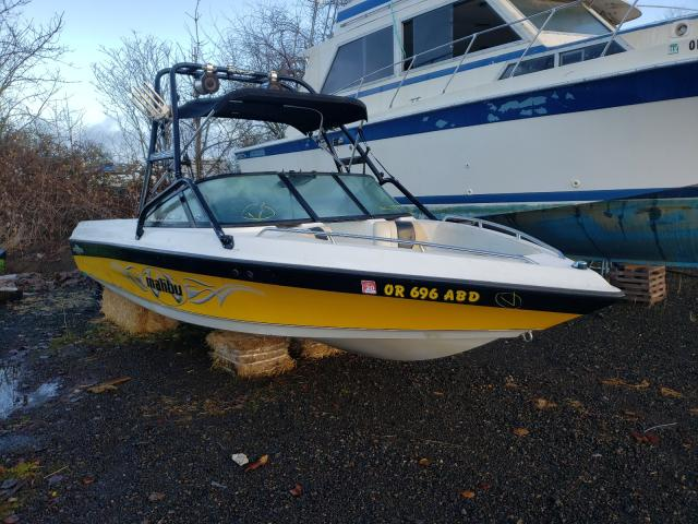 Malibu Wakesetter salvage cars for sale: 2003 Malibu Wakesetter
