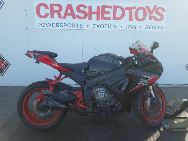 2014 Suzuki GSX-R750 for sale in Van Nuys, CA
