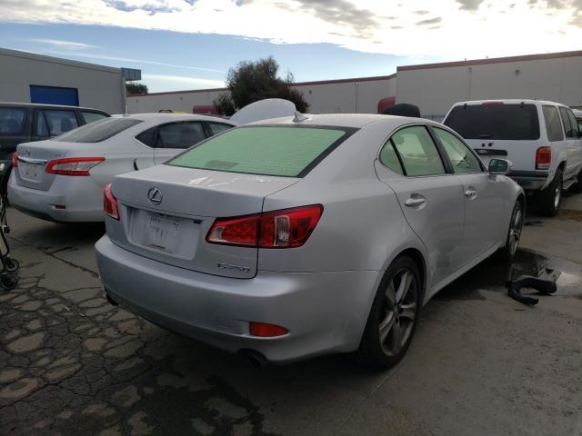 цена в сша 2012 Lexus Is 250 2.5L JTHBF5C28C5164250