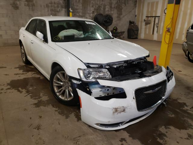 Salvage cars for sale from Copart Chalfont, PA: 2019 Chrysler 300 Touring