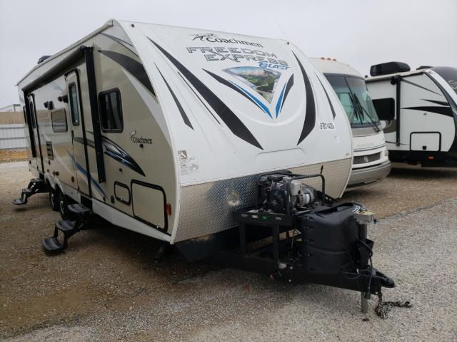 Coachmen Freedom salvage cars for sale: 2018 Coachmen Freedom