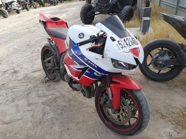 Salvage cars for sale from Copart Las Vegas, NV: 2013 Honda CBR600 RR