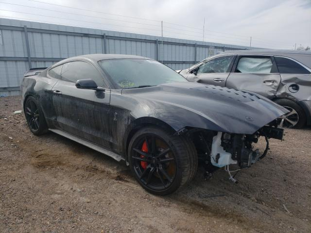 Salvage cars for sale from Copart Mercedes, TX: 2020 Ford Mustang SH