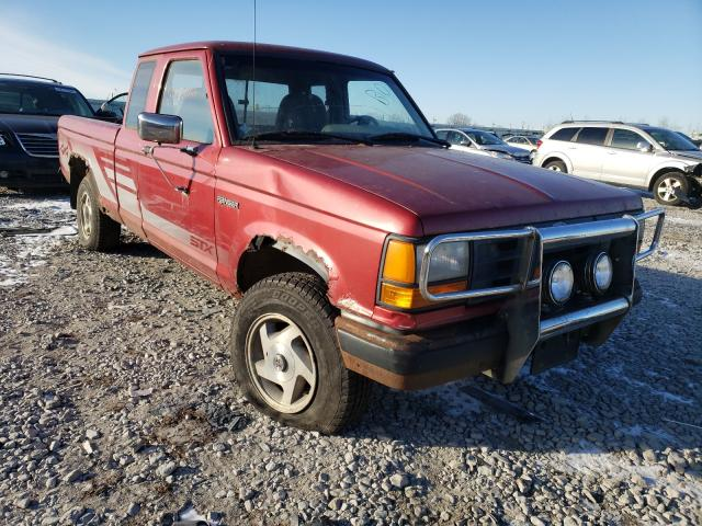 Ford Ranger salvage cars for sale: 1992 Ford Ranger