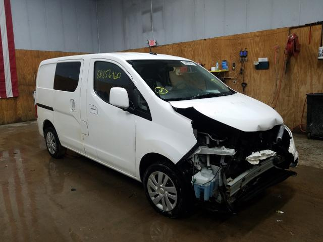 Salvage cars for sale from Copart Kincheloe, MI: 2017 Chevrolet City Expre