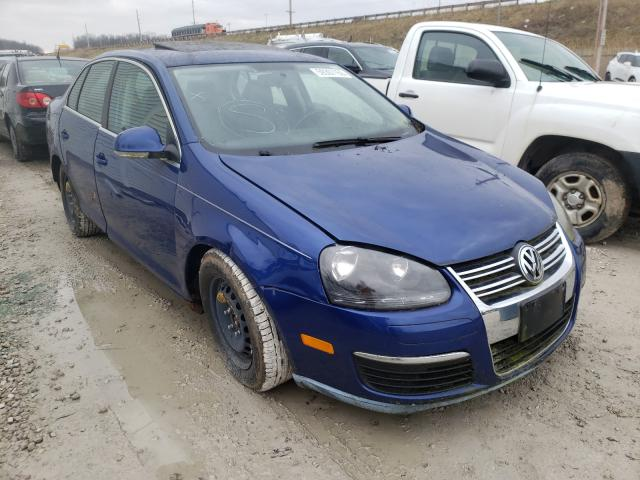 Salvage cars for sale from Copart Northfield, OH: 2009 Volkswagen Jetta TDI
